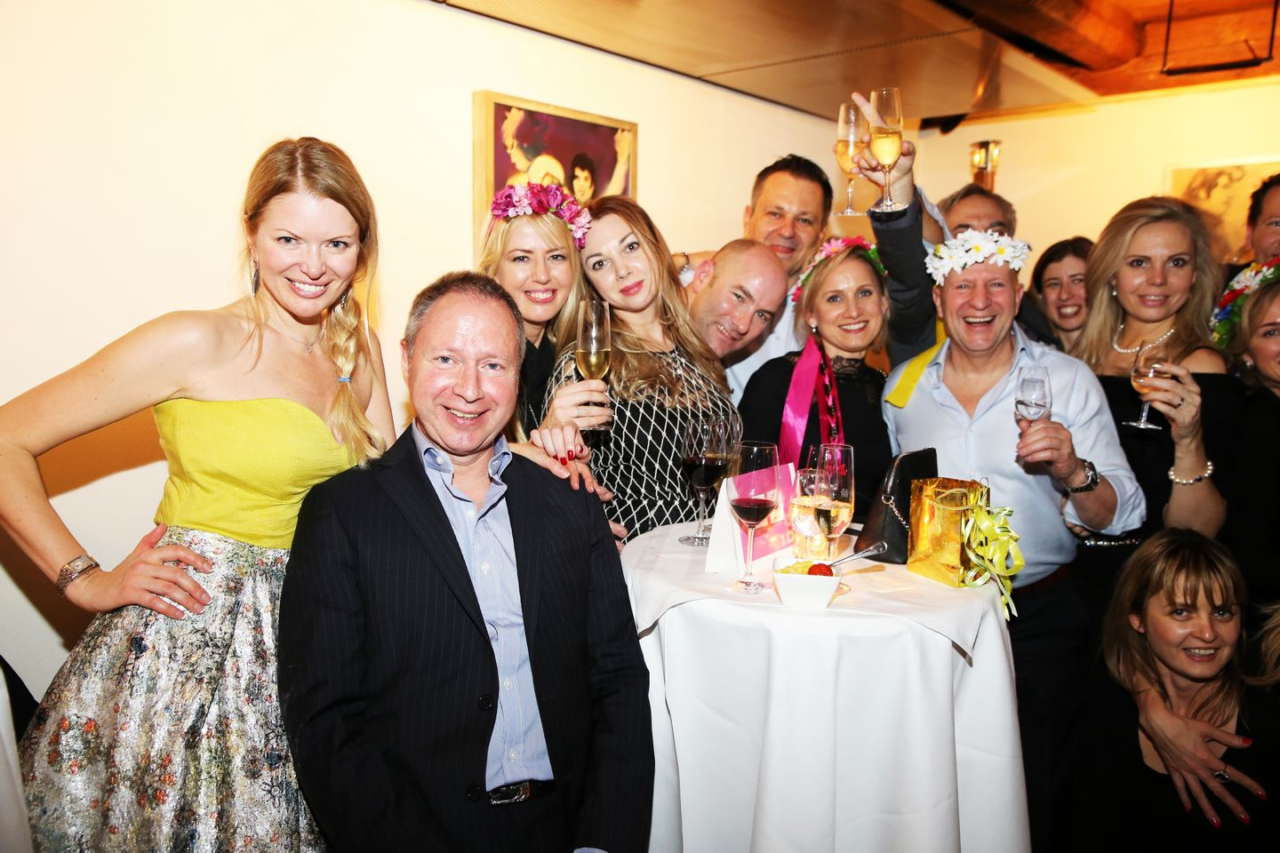 Event impressions: Russian Silvester 13.01.16
