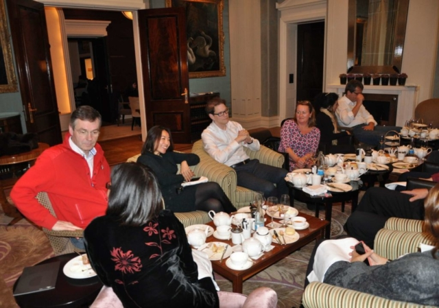 Event impressions Afternoon Tea 06.12.15
