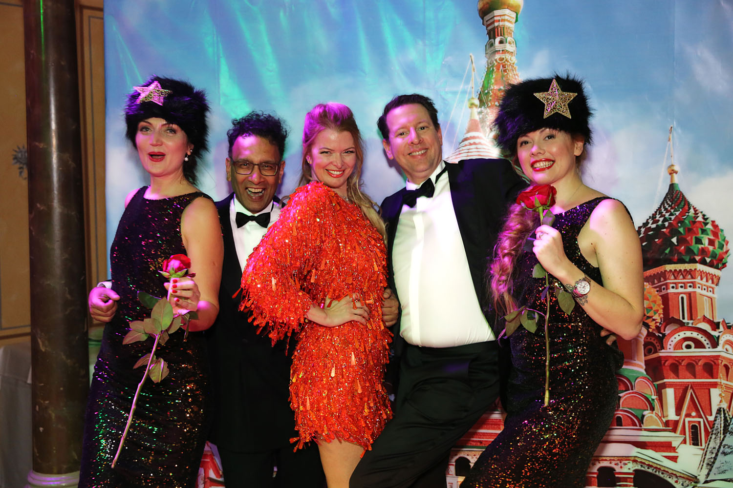 Event impressions: Russian Silvester 13.01.17
